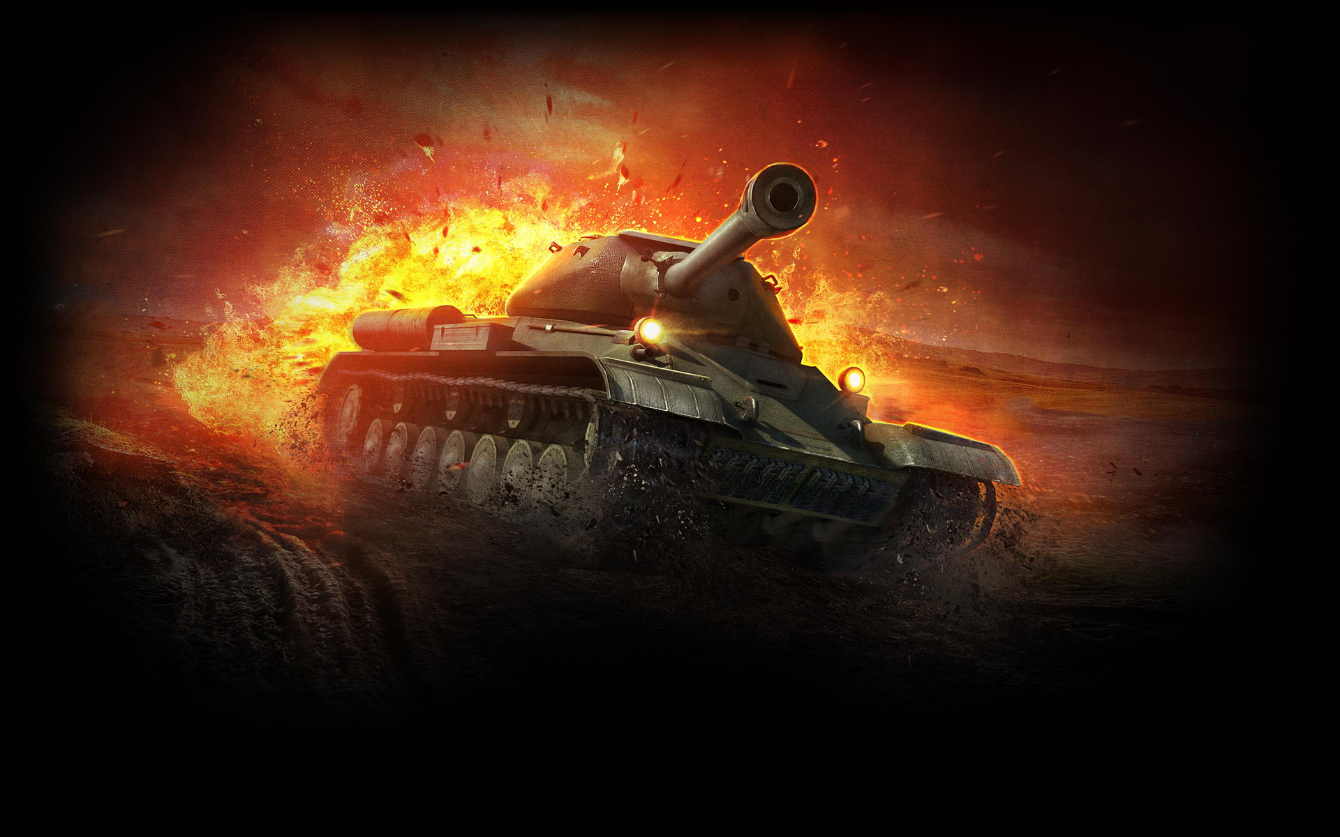 World Of Tanks Is 4