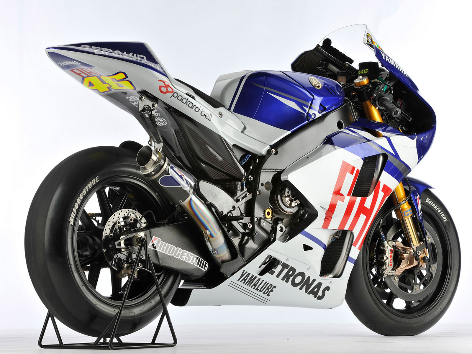 yamaha yzr-m1 wallpapers